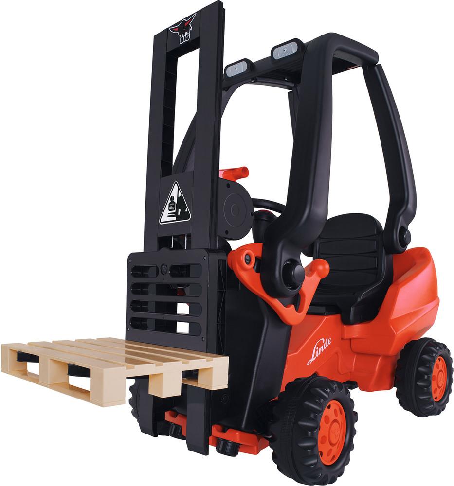 Linde Forklift Gabel-Stapler