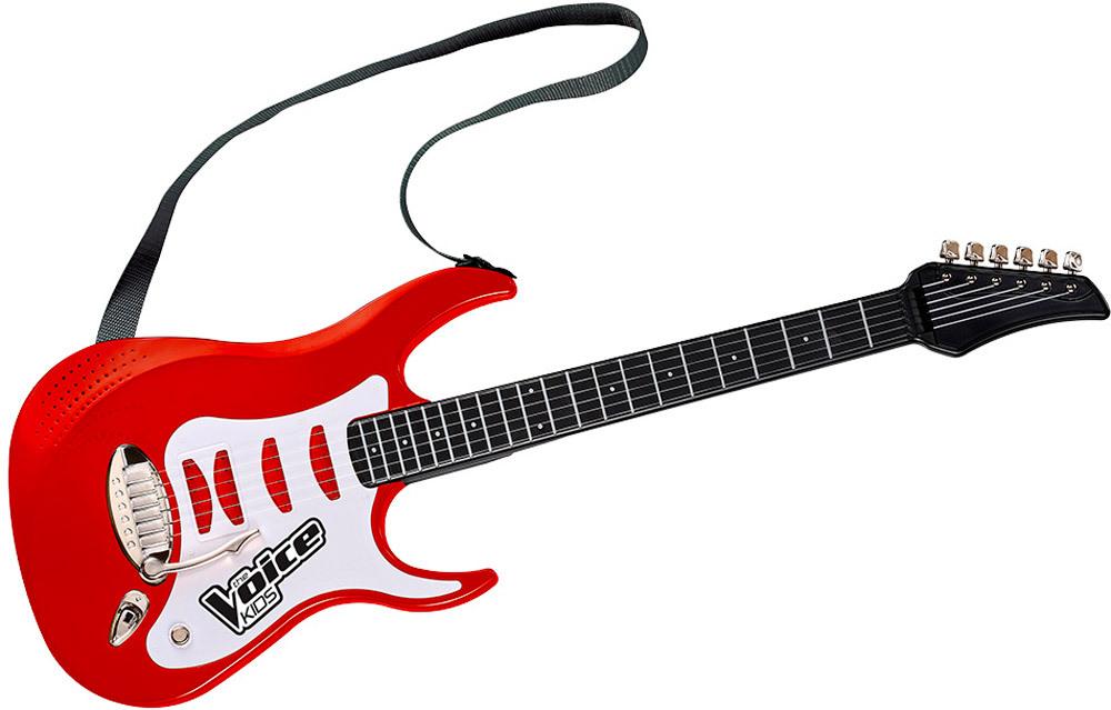 """Xtrem Toys E-Gitarre """"The Voice KIDS""""  E-Gitarre (00409)"""