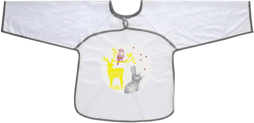 Lätzchen zum Anziehen Bunny