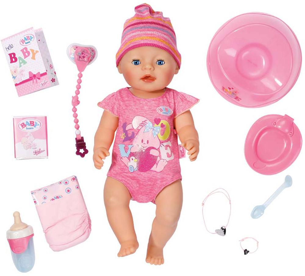 BABY born® Interactive