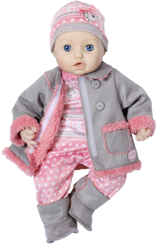 Baby Annabell® Deluxe Kalte Tage