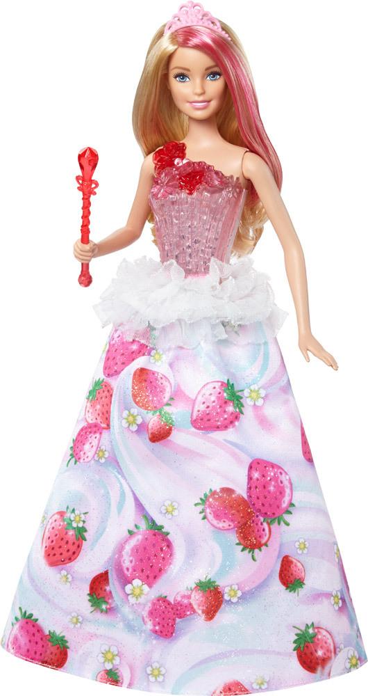 Barbie Bonbon Licht & Musik Prinzessin Bonbon Licht & Musik Prinzessin (DYX28)