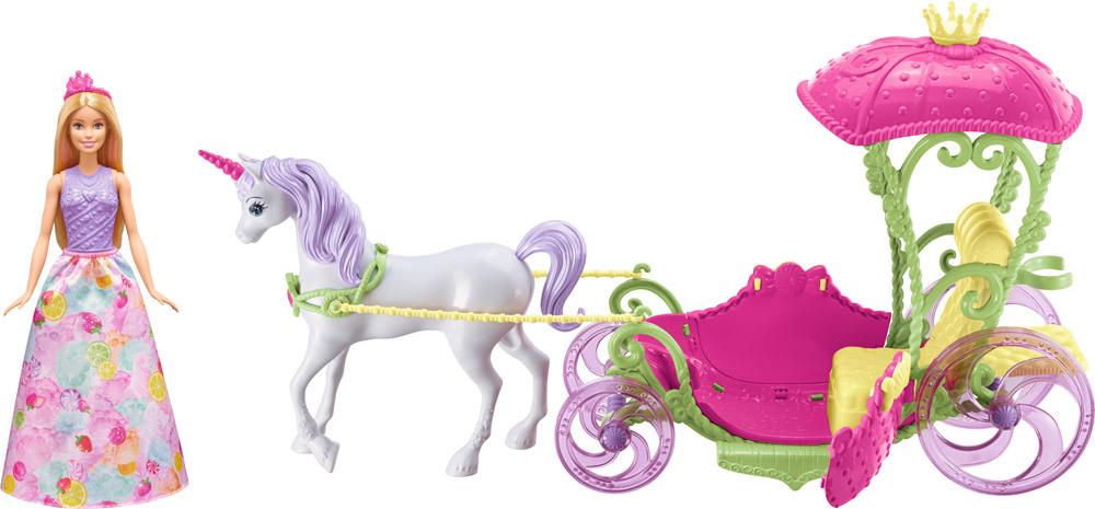 Barbie Kutsche Preisvergleich Die Besten Angebote Online Kaufen