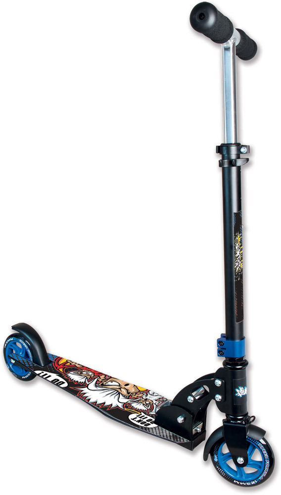 Aluminium Scooter 125 mm