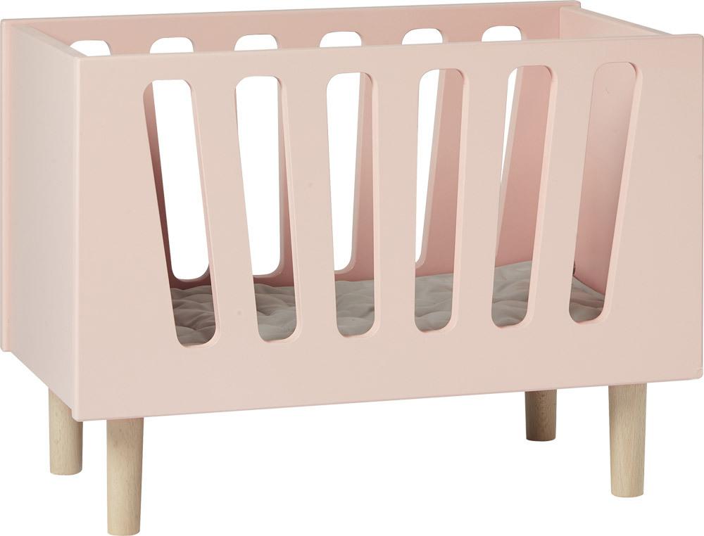Etagenbett Puppen : Puppenbett puppen etagenbett weiß rosa unbespielt w neu