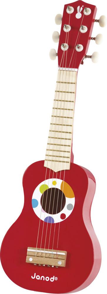 Janod Konfetti Meine erste Gitarre  Meine erste Gitarre (J07628)