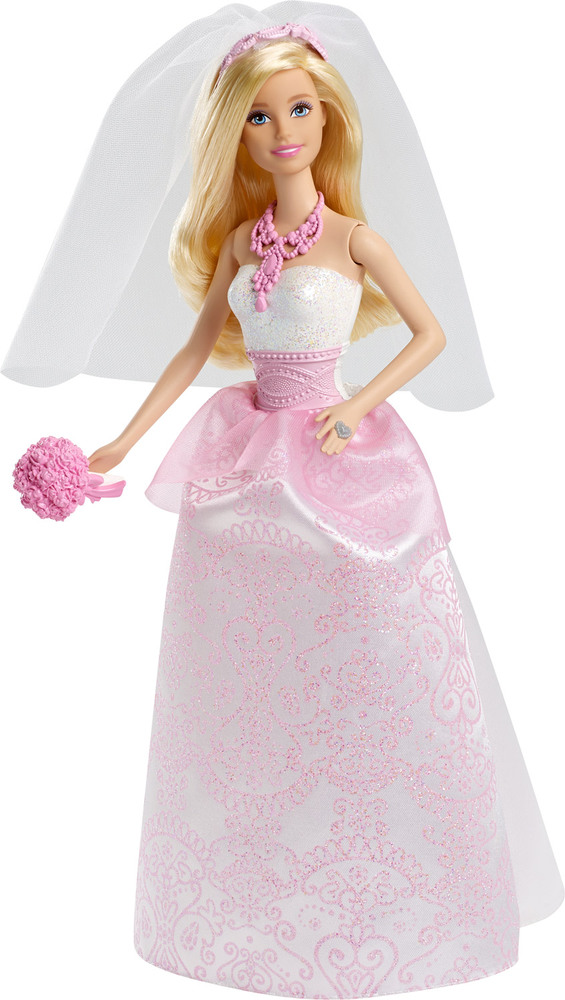 CFF37 - Braut Barbie