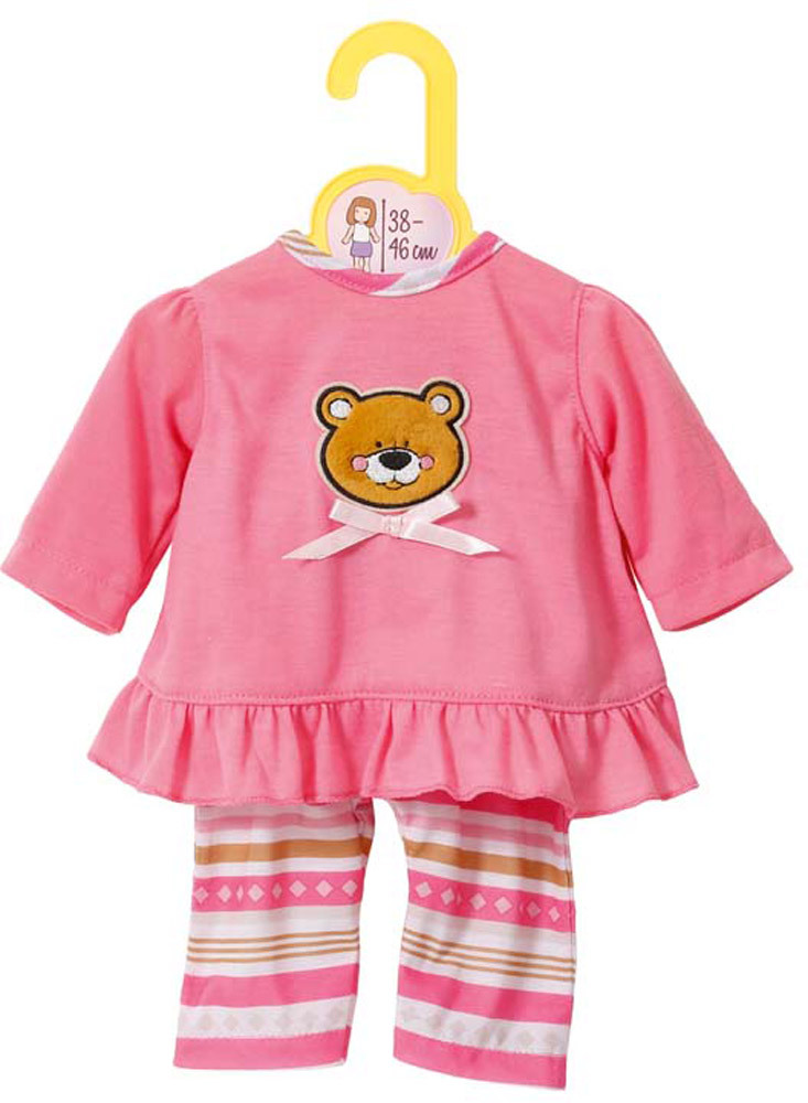 Zapf Creation Dolly Moda Pyjama