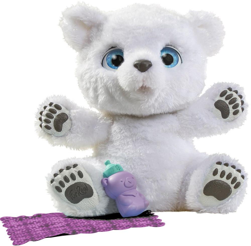 Mein verspieltes Eisbär Baby